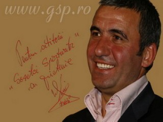 Gheorghe Hagi picture, image, poster
